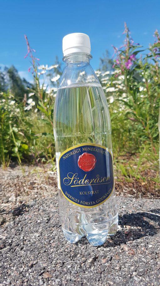 Naturligt Kolsyrat mineralvatten