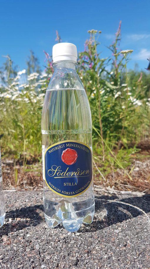 Naturligt Mineralvatten Stilla